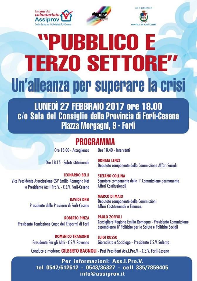 Convegno 27 febbraio 2017 Assiprov