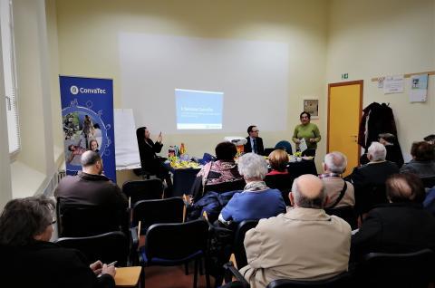 Incontro Convatec 7 marzo 2018